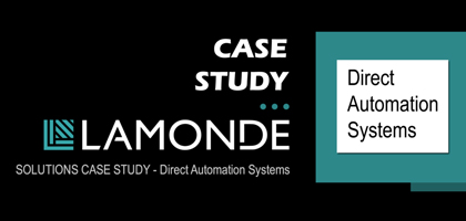 Case Study: Direct Automation Systems – Increased Productivity in Medical Manufacturing