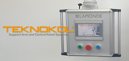New Supplier Announcement: Teknokol HMI Enclosures and Support Arms