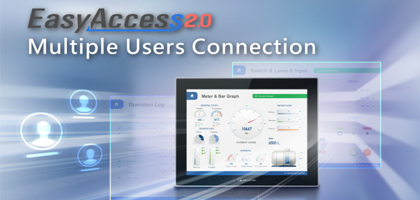 New Feature Announcement: Multiple User Connection In Weintek's EasyAccess 2.0