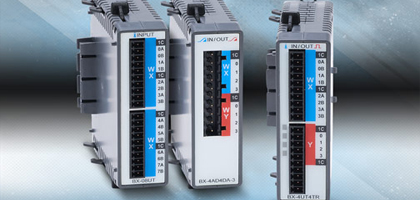 New Product Announcement: Expanded Communications and Analog I/O Capabilities for the BRX PLC