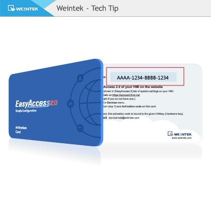 Weintek EasyAccess 2.0